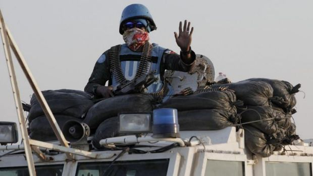 UN Peacekeepers On Golan Heights Rescued