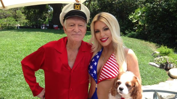 """London's The Mirror reported that Crystal Hefner, Hefner's 30-year-old wife of five years, will """"inherit nothing"""" of her ..."""