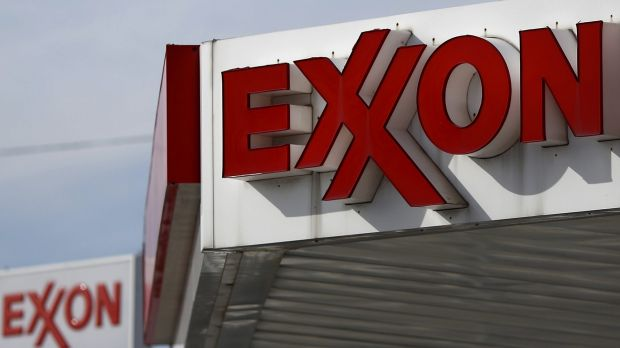 Exxon said it had no taxable income as it had invested nearly $18 billion over the past few years on major projects ...