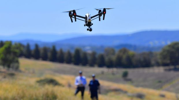 CASA said it's receiving one complaint every week from Canberra residents about drone use.