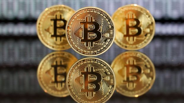 Bitcoin's value has exploded over the past year, rising as much as 700 per cent.