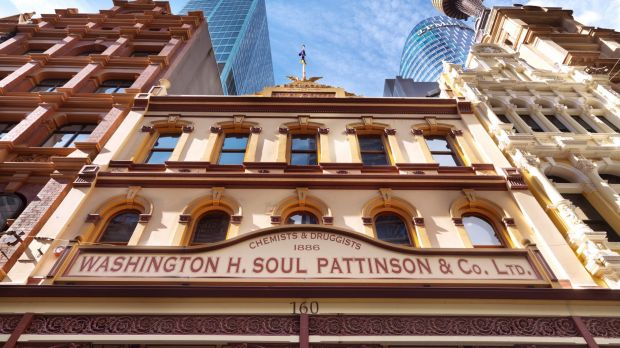 Washington H. Soul Pattinson and Brickworks are chaired by Robert Millner.