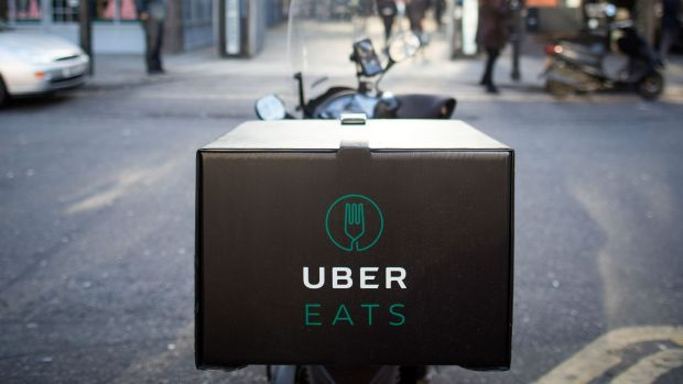 UberEATS and its competitors, Deliveroo and Foodora, take up to a 30 per cent cut from restaurants and cafes.
