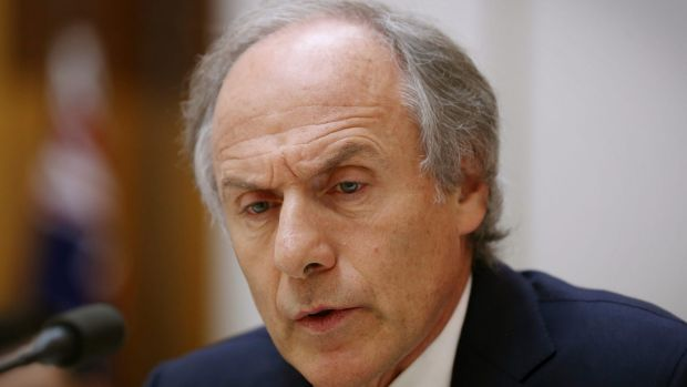Chief Scientist Alan Finkel forecast renewable energy to rise to a 42 per cent share of electricity by 2030 from about ...