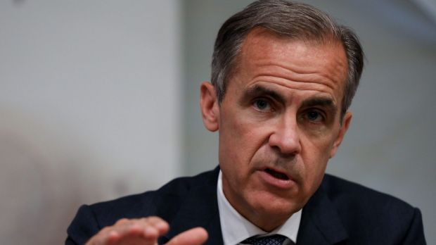 Mark Carney, governor of the Bank of England (BOE),has warned of the need for greater clarity on climate change.