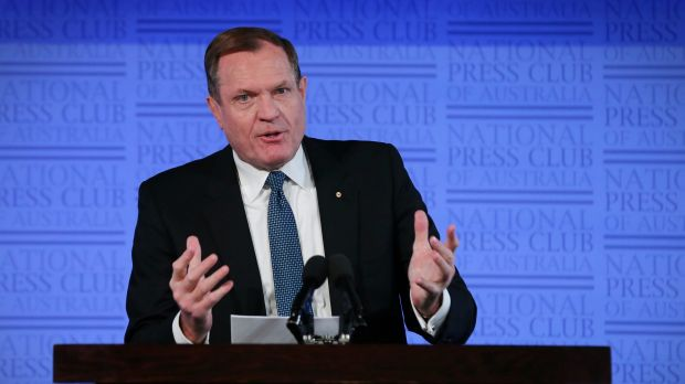 "Tax commissioner Chris Jordan addressed the National Press Club in July saying he understands ""only too well that we ..."