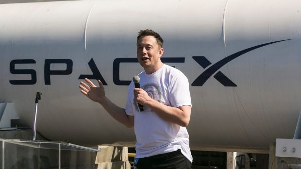 """How not to land an orbital rocket booster"": SpaceX CEO Elon Musk has posted a blooper reel of SpaceX's misadventures on ..."