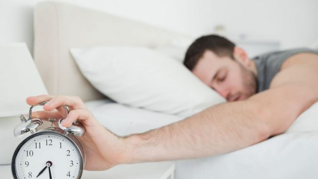 The snooze button is your best friend, and you're tired every day, all day? One more hour of sleep could make all the ...