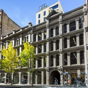 An offshore private investor has bought the heritage-listed 332 Kent Street office building for $25 million.