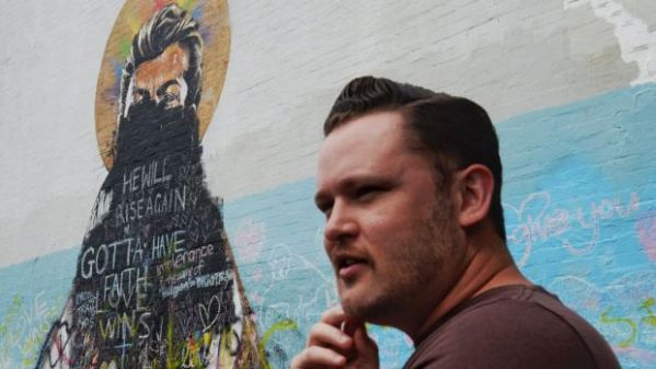 Teenager charged with defacing Scott Marsh murals in ...