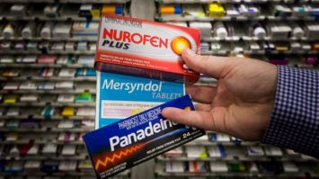A ban on over-the-counter codeine comes into force on February 1.