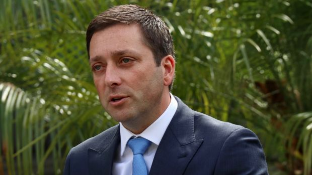 The 110km/h speed limit increase is an election winning bid from the Matthew Guy-led opposition.