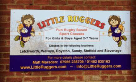 Little Ruggers – Starts 9th September