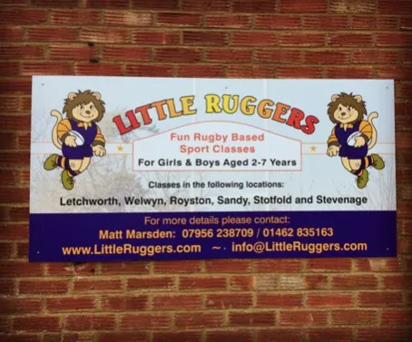 Little Ruggers – Starts 9th September