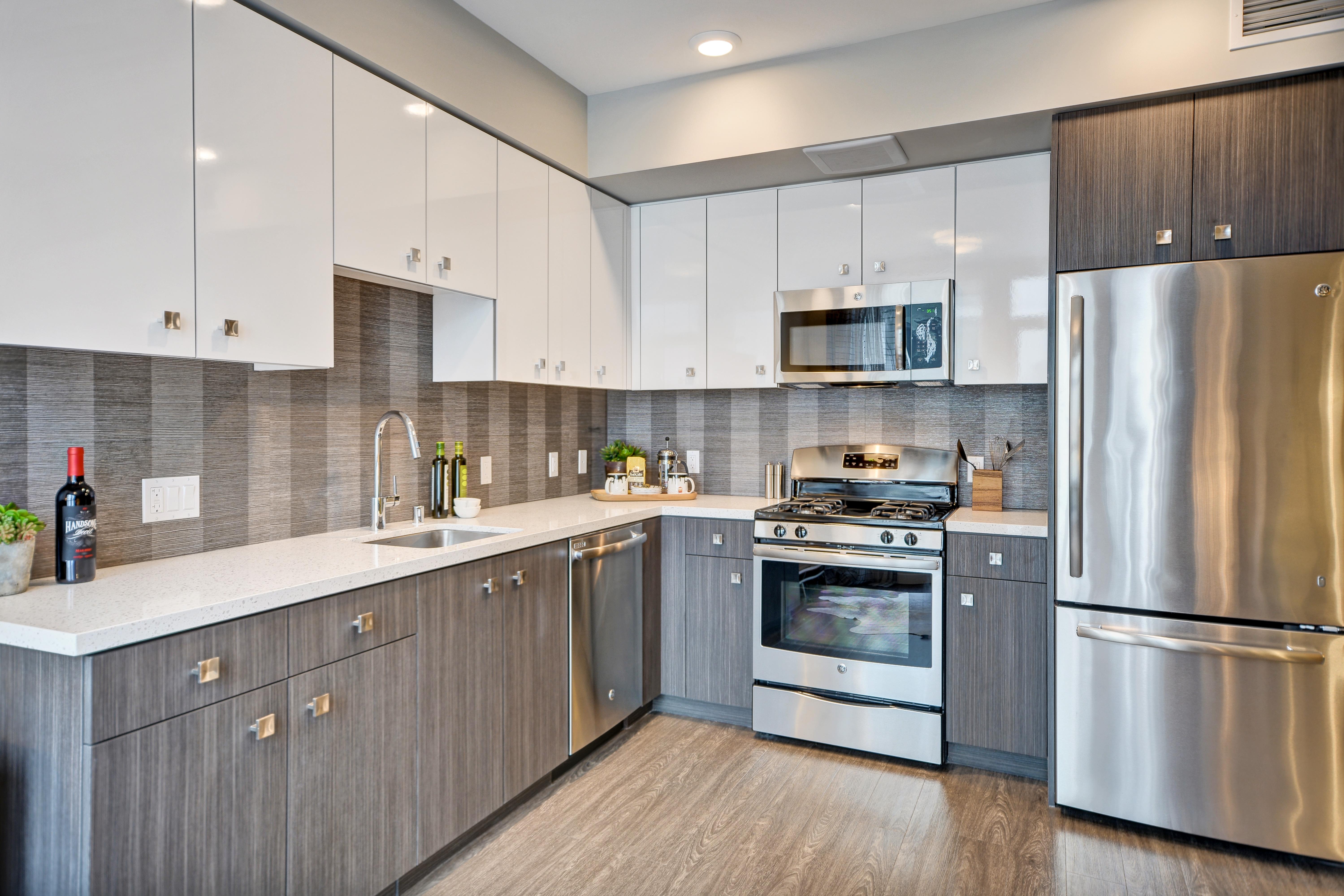 Kitchen Design Inspiration from Fairfield Residential ... on Model Kitchen Ideas  id=70448