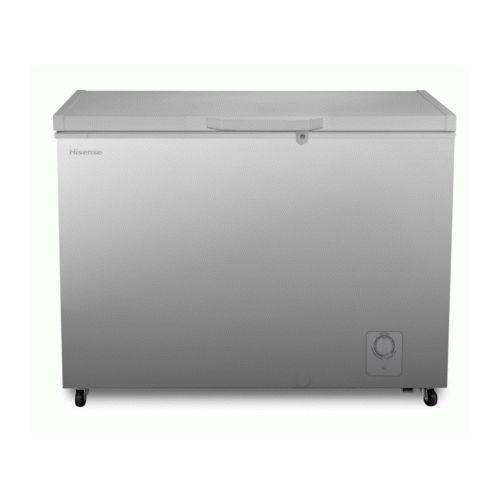 Hisense Chest Freezer FRZ FC 340SH - 250 Liters-Silver