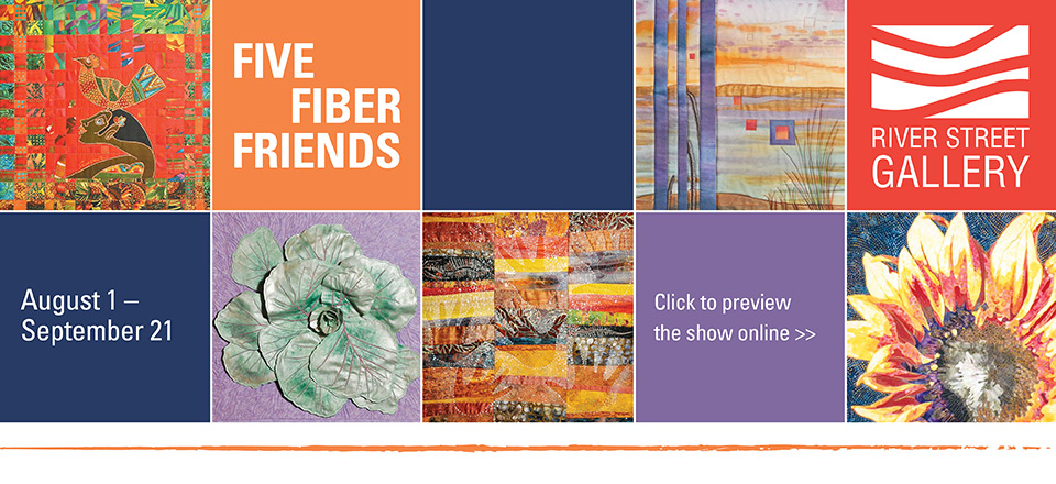 Five Fiber Friends