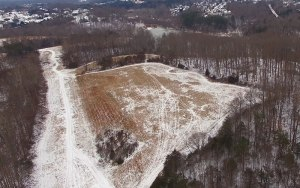 Available Land in Crozet Virginia, Views from Lot 12