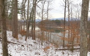Available Land in Charlottesville Virginia, Views from Lot 7
