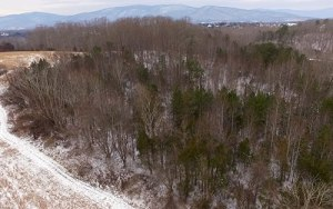 Available Land in Crozet Virginia, Views from Lot 1