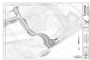 Available Lots in Virginia, Plot Land Layout Sheet 1