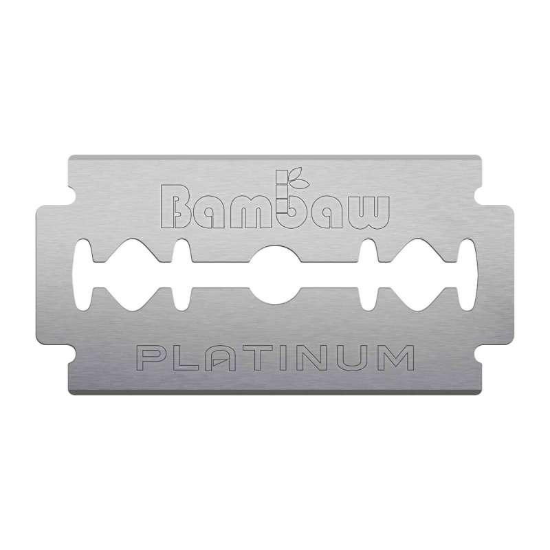 Bambaw losse scheermesjes safety razor blades