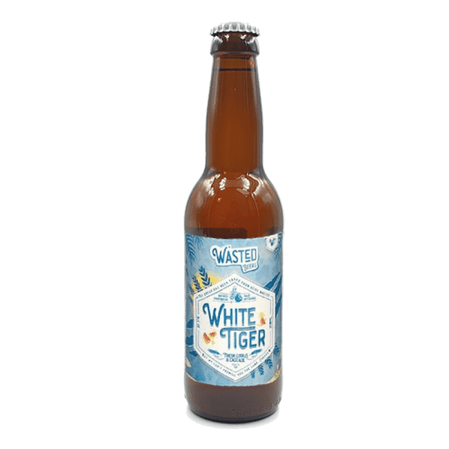 duurzaam bier wasted beers white tiger