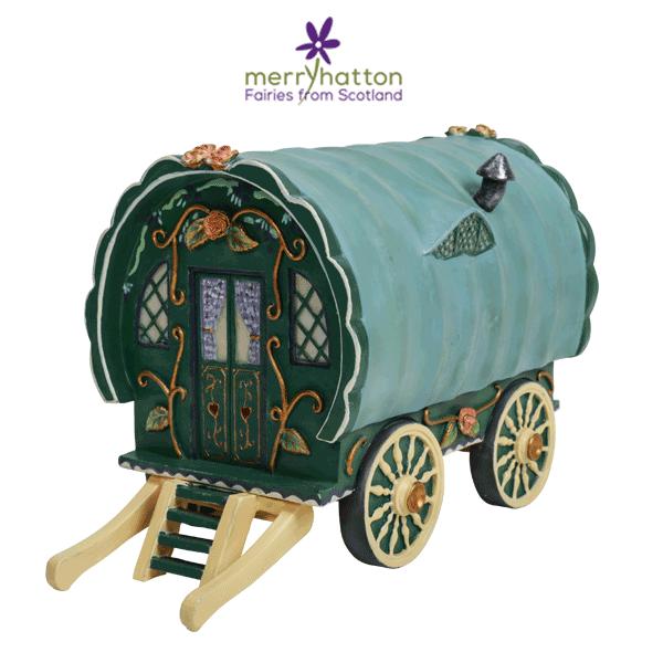 Gypsy-Caravan-Green
