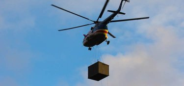 Helicopter Air Freight