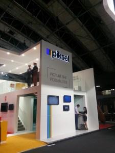Piksel at IBC2013