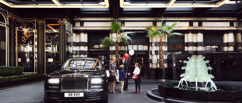 ذا ساڤوي The Savoy فندق خاضع لإدارة فيرمونت فندق فاخر في لندن