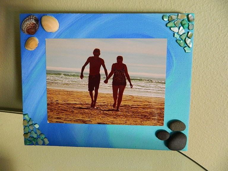 Summer Photo Canvas Art