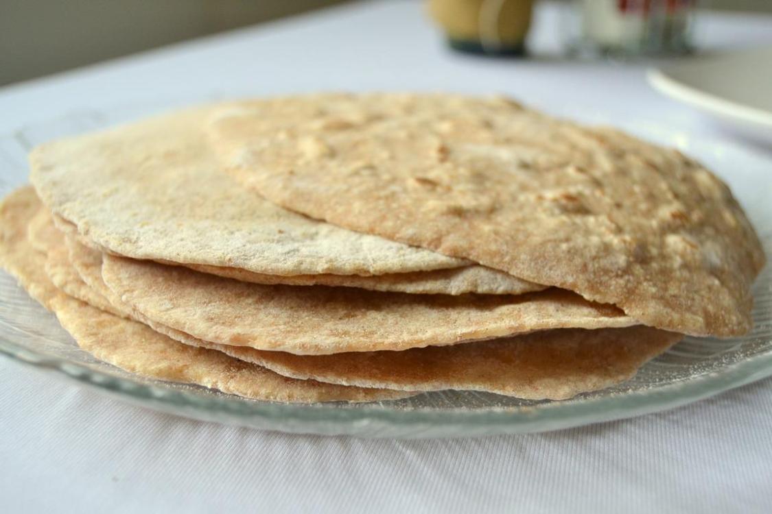 Tattooed Martha - Homemade Whole Wheat Tortillas (5)