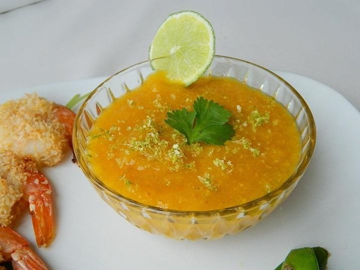 Tattooed Martha - Coconut Shrimp and Mango Sauce (11)