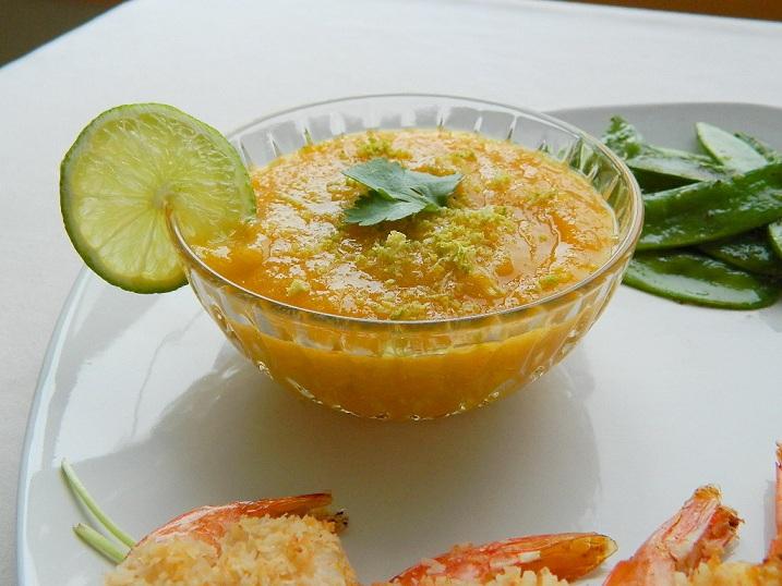 Tattooed Martha - Coconut Shrimp and Mango Sauce (12)