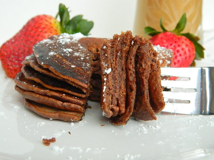 Tattooed Martha - Mini Brownie Pancakes (10)