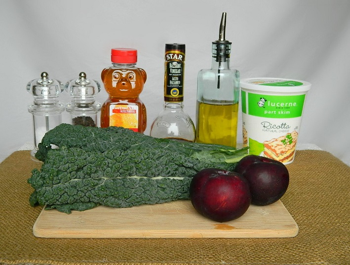 Tattooed Martha - Kale and Balsamic Plum Salad (1)