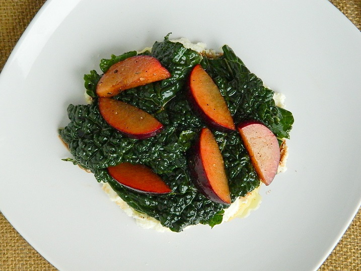 Tattooed Martha - Kale and Balsamic Plum Salad (8)