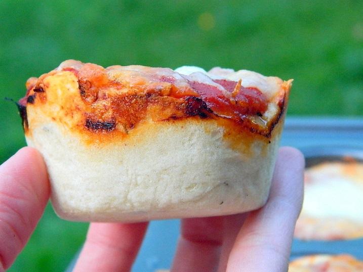 Tattooed Martha - Mini Deep Dish Pizza Cups (5)