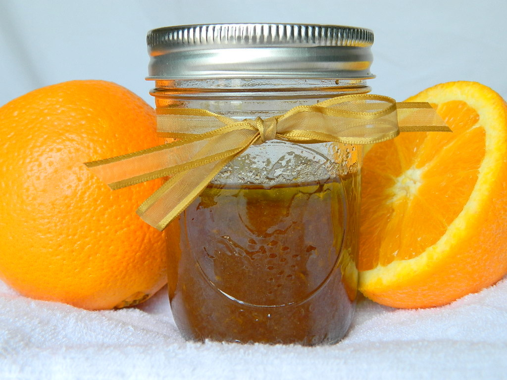 Brown Sugar and Fresh Orange Body Scrub