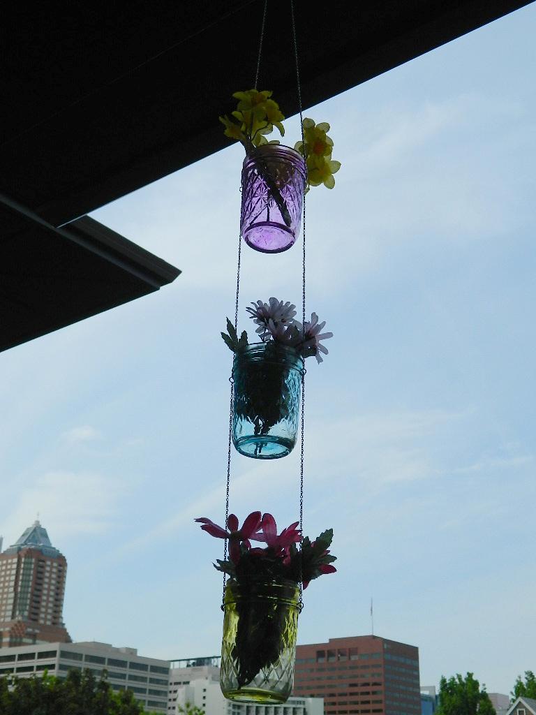 Tattooed Martha - Hanging Mason Jar Planters (11)