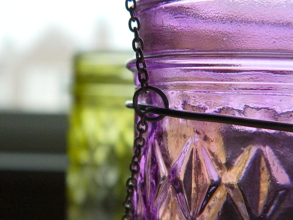 Tattooed Martha - Hanging Mason Jar Planters (7)