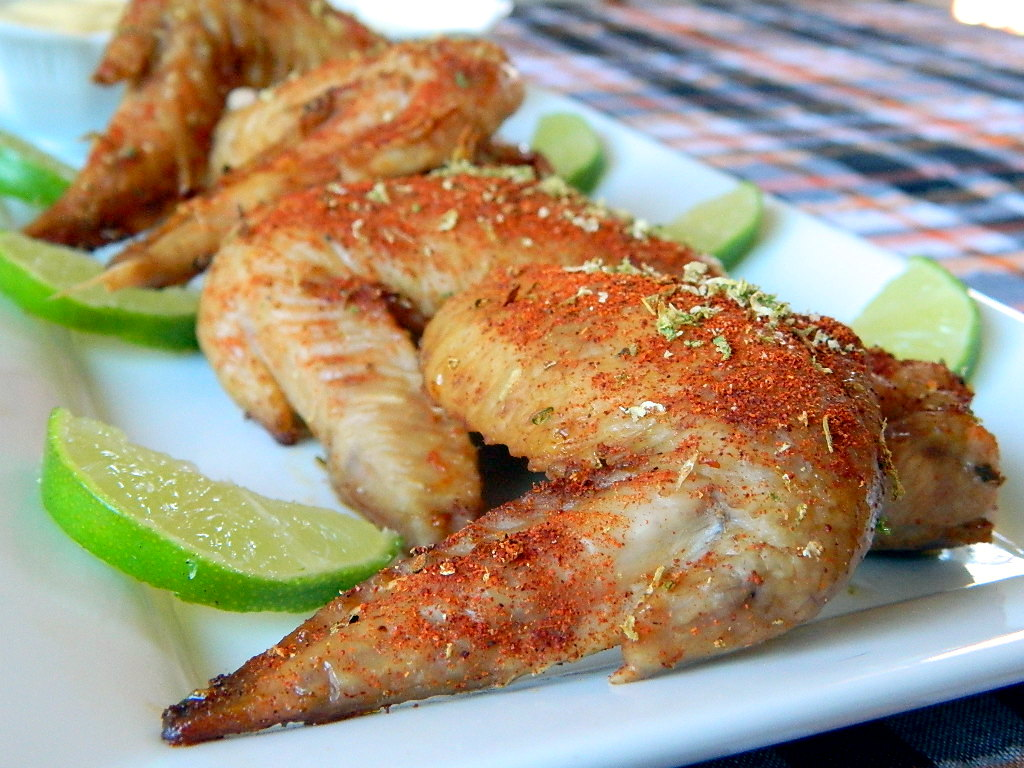 Spicy Lime Hot Wings