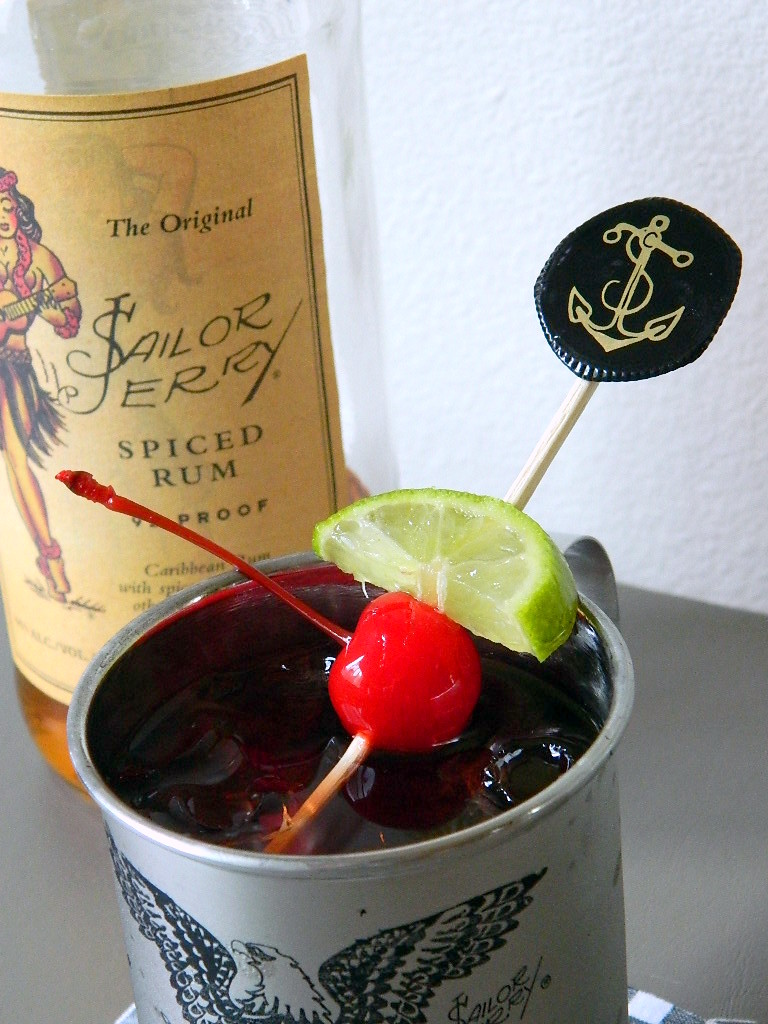 Tattooed Martha - Three Ways to Use Sailor Jerry Bottle Lids (20)