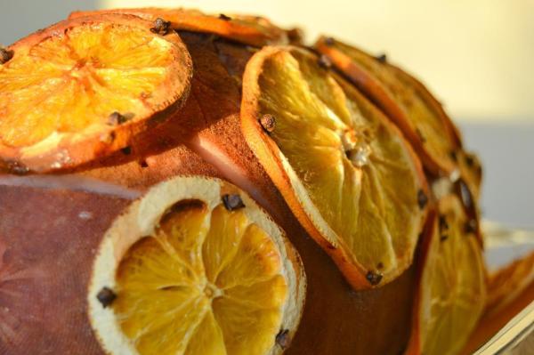 Tattooed Martha - Citrus and Rum Glazed Ham (7)