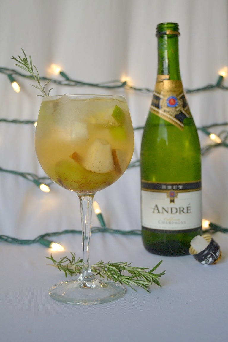 White Winter Sangria