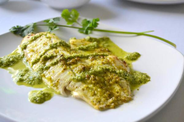 Tattooed Martha - Spicy Cilantro Lime Tilapia (5)