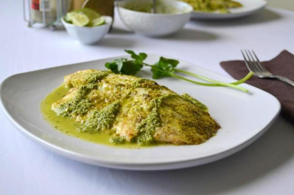 Tattooed Martha - Spicy Cilantro Lime Tilapia (6)