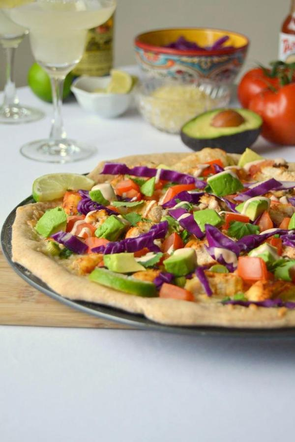Tattooed Martha - Tequila Lime Chicken Pizza (11)
