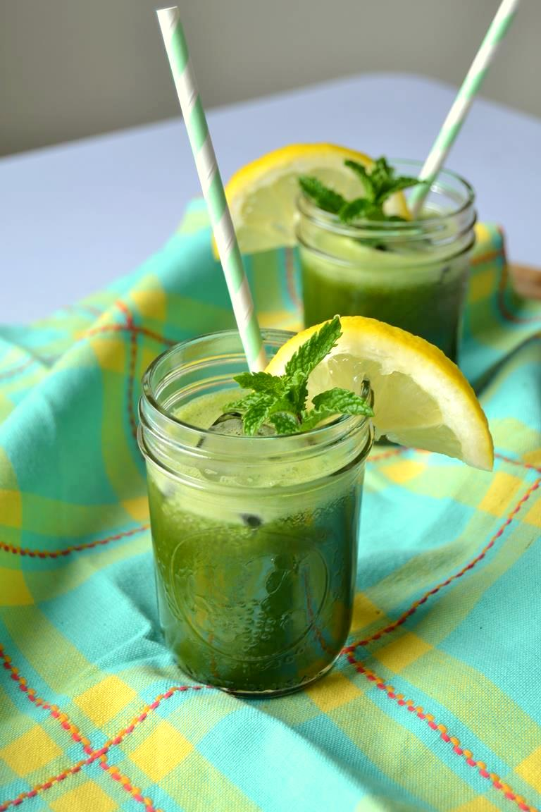 Summer Green Juice